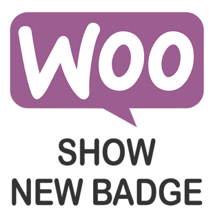 WooCommerce show new badge for new items