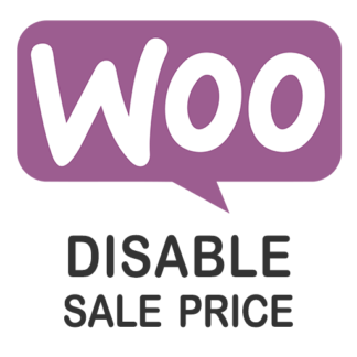 WooCommerce Disable Sale Price